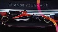 Презентація McLaren-Honda MCL32