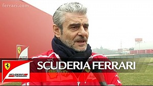 Ferrari SF70H - Maurizio Arrivabene