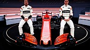Live stream: McLaren-Honda MCL32 Official Launch