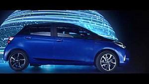 New Toyota Yaris | Geneva Motor Show 2017