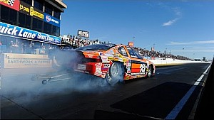 Top sportsman racer Mike Ferderer takes home the win at the NHRA Arizona Nationals