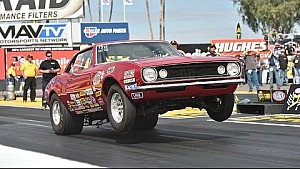 Super Stock racer George Stassi wins NHRA Arizona Nationals