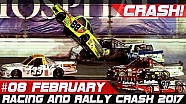 Week 8 February 2017 racing and rally crash compilation