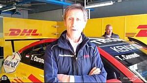 WTCC, test di Monza | Intervista a Roberto Ravaglia
