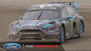 Ford Focus RS RX: The First Year | Project RX | Ford Performance
