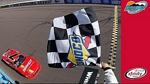 Allgaier wins at Phoenix