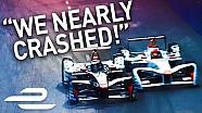Rivalità e contatti alla Dragon Racing...