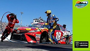 Kyle Busch has win slip away late at Phoenix