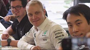 Bottas exclusive: I couldn't relax while Mercedes talks took place