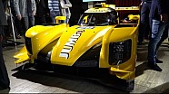 Jan Lammers en Frits van Eerd klaar voor 24 uur Le Mans