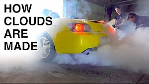 How to do a burnout - manual transmission