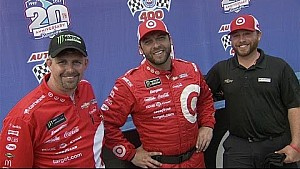 Crew call: inside Victory Lane with Kyle Larson's crew
