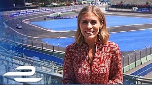 Nicki's News: ¡Edición de la ciudad de México! -Fórmula E