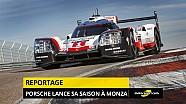 Porsche lance sa saison WEC à Monza !