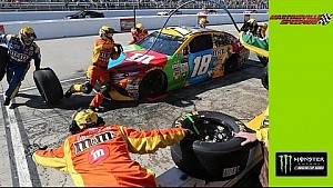 Kyle Busch frustrated with second-place finish