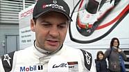 Porsche 911 RSR tempoya ayak uyduruyor