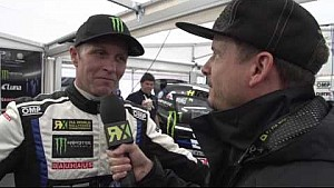 Petter Solberg - Barcelona RX Day 1