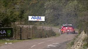 WRC-2017法国拉力赛-米克第6赛段引擎故障