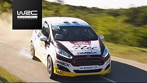 FIA Junior WRC - Tour de Corse 2017: Junior WRC event highlights