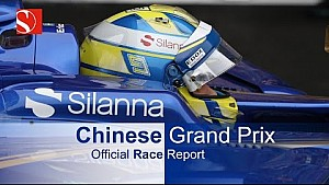 2017 Chinese Grand Prix - race report - Sauber F1 team