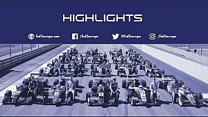 Round 01 Silverstone / Highlights races 1 - 3