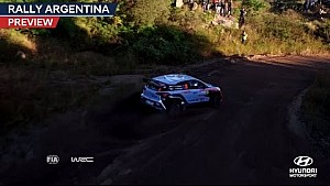 Rally Argentina preview - Hyundai Motorsport 2017
