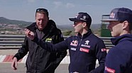 Track Preview w/ Timmy+Kevin Hansen! | Montalegre RX