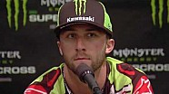 450SX Press conference - Salt Lake City - Race day live - 2017