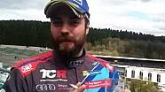Stefano Comini, intervista dopo la doppia vittoria a Spa