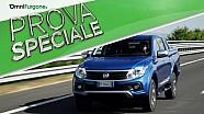 Fiat Fullback, da Roma a Trento per l'MXGP