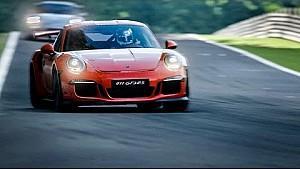 Анонс Porsche в Gran Turismo Sport