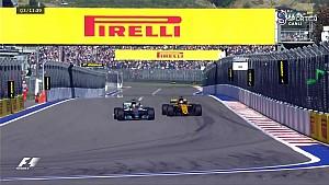 2017 Rusya GP Sıralamalar - Hulkenberg ile Hamilton Arasındaki Tuhaf Mücadele