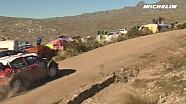 WRC-2017阿根廷拉力赛-第二天精彩集锦