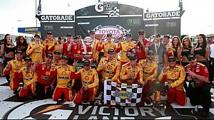 Crew Call: No. 22 team's first win of 2017