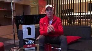 Alfonso Celis Jr. gana la primera carrera de Fórmula V8 en Spa