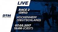 Наживо: Гонка 2 - DTM Хоккенхайм 2017