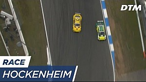 Timo Glock fights for P2 - DTM Hockenheim 2017
