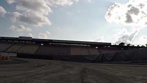DTM传奇提莫·谢德破坏宝马M4DTM赛车