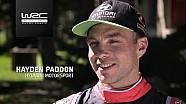 WRC 2017: Perfil del piloto Hayden Paddon