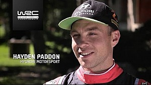 WRC 2017: Hayden Paddon
