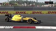 F1 2016 Rusya GP klibi
