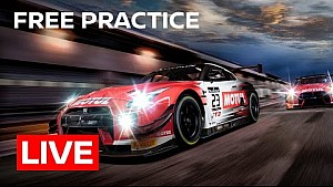 Live: Free Practice - Silverstone 2017 - Blancpain Endurance