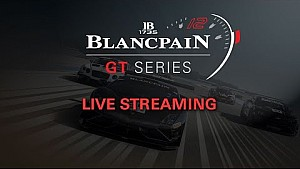 Qualifying - Blancpain Gt series - Silverstone 2017