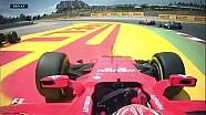 2017 İspanya GP - Raikkonen Ağlayan Çocukla Fotoğraf Çekiliyor