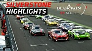 Silverstone 2017 - Short race highlights - Blancpain Endurance