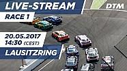 DTM Лаузіцринг 2017 -  Гонка1