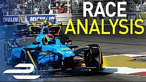 Monaco: Buemi siegt mit 0,3 Sekunden Vorsprung