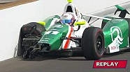 Choque de Spencer Pigot Fast Friday