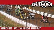 World of Outlaws Craftsman sprint sars Williams Grove speedway May 19, 2017 | Highlights