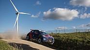 Sainz y Moya reviven su debut en el Mundial de Rallyes